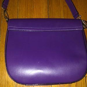 kate spade Bags - Late spade purple bag